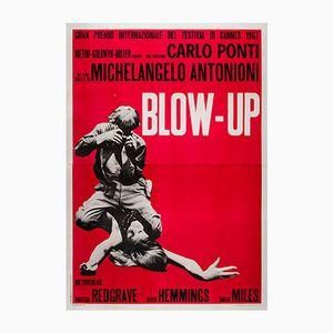 Italienisches Vintage Blow-Up Filmplakat, 1967