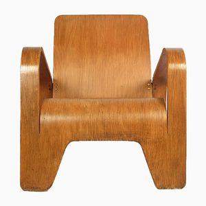 LaWo I Stuhl von Han Pieck für LaWo, 1949