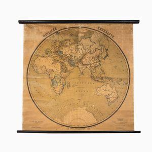 Stampa raffigurante il mondo orientale di Georg Lang, 1889