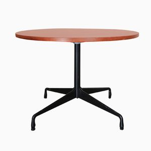 Vintage Round Table by Charles and Ray Eames for Herman Miller, 1970s