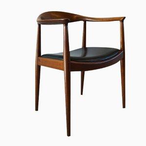 The Chair 503 von Hans J. Wegner für Johannes Hansen