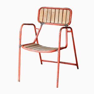 Spanish Mid-Century Garden Chair, 1950s