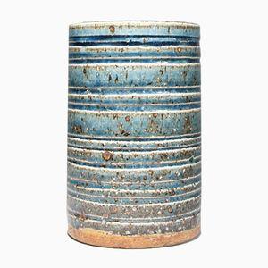 Vintage Steingut Vase von Marianne Westman für Rörstrand