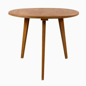 Vintage Low Table with Compass Feet