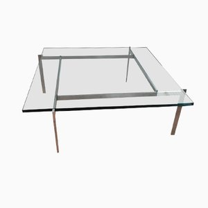 PK 61 Coffee Table by Poul Kjaerholm for Hold Christensen, 1956