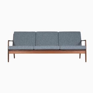 Danish Rosewood Daybed by Arne Vodder for France & Søn, 1960s