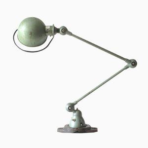 Industrielle Vintage Tischlampe von Jean-Louis Domecq für Jielde