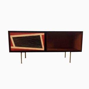 Italienisches Dekoratives Mid-Century Sideboard, 1955