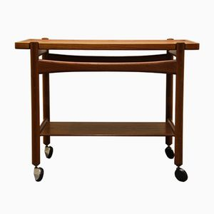 Vintage Trolley by Hans J. Wegner for Andreas Tuck