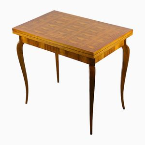 Art Deco French Folding Table