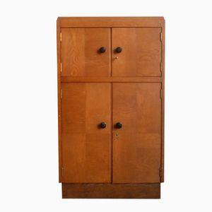 Vintage Dutch Cabinet, 1940s