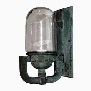 Austrian Iron Wall Light, 1910s
