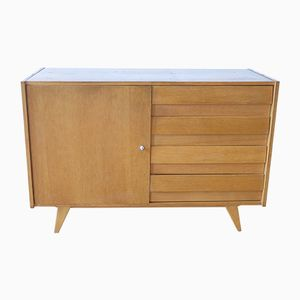 Sideboard with Drawers by Jiri Jiroutek for Interier Praha, 1960s