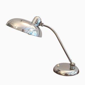 Italienische Verstellbare Chrom Tischlampe, 1960er
