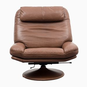 Vintage Model DS54 Leather Armchair from de Sede