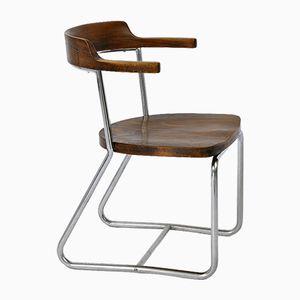 Model K 16 Tubular Chair from Robert Slezak, 1934