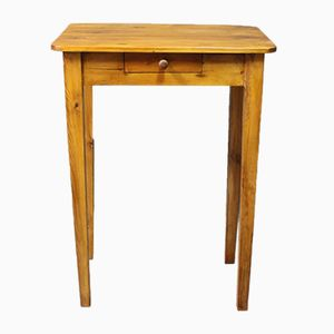 Tall Pine Side Table, 1860s