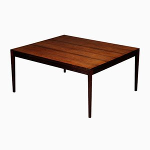 Danish Rosewood Diplomat Series Conference Table by Finn Juhl for CADO