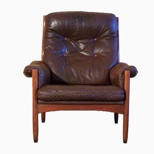 Schwedischer Vintage Sessel von G-Mobel