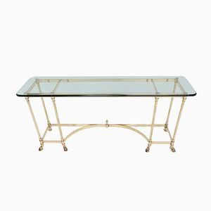 Vintage Console Table by Labarge, 1970s