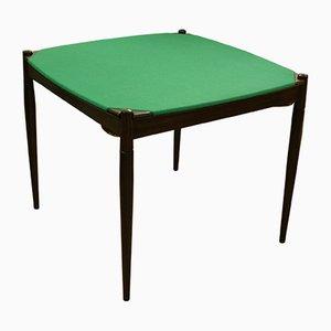 Table de Poker ou de Salon Vintage par Gio Ponti pour Fratelli Reguitti