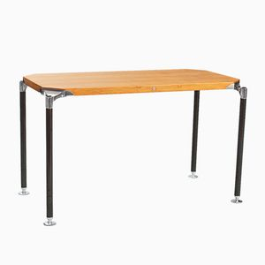 Mid-Century Work Table by Ico Parisi for M.I.M.