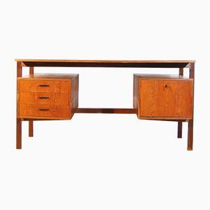 Dutch Teak Desk, 1960s