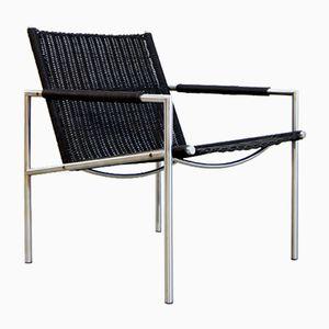 Minimalistischer SZ01 Armlehnstuhl von Martin Visser für Spectrum