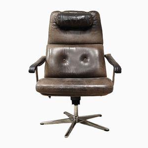 Chaise de Bureau Mid-Century, Amérique