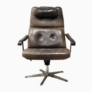 Mid-Century American Executive Office Chair