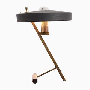 Vintage Desk Lamp by L. Kalff for Philips