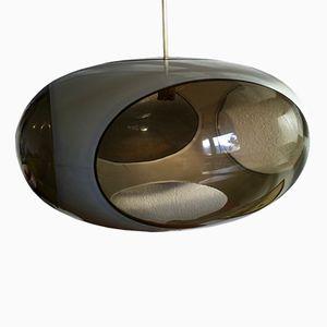 Space Age Suspension Lamp by Luigi Colani for Ufo, 1970s