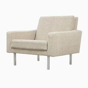 Beige Lounge Chair, 1960s