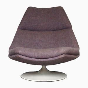 F511 Swivel Lounge Chair by Geoffrey Harcourt for Artifort, 1970s