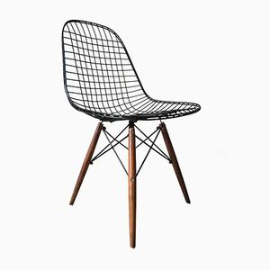 Vintage DKW Wire Chair by Charles & Ray Eames for Herman Miller