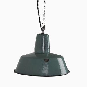 Petite Lampe Industrielle d'Usine, 1960s