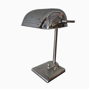 Lampe de Table Vintage en Chrome