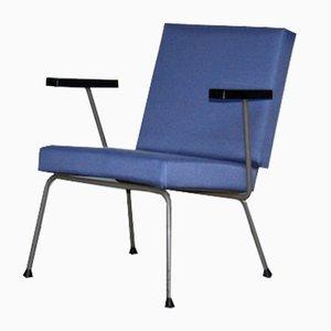 1401 Armlehnstuhl von Wim Rietveld für Gispen, 1959