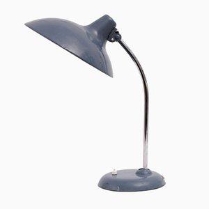 Dove Blue Lamp by Christian Dell for Kaiser Lampen, 1960s