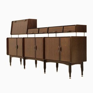 Rosewood Sideboard from Arosio Brianza, 1950s