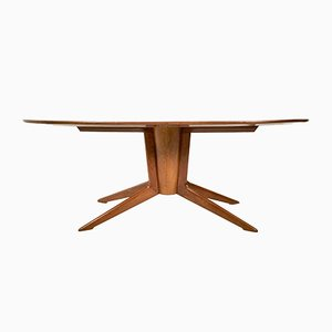 Mahogany Dining Table by Ico and Luisa Parisi, 1940s