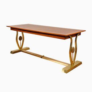 Table Console Rectangulaire de Maison Jansen, 1970s