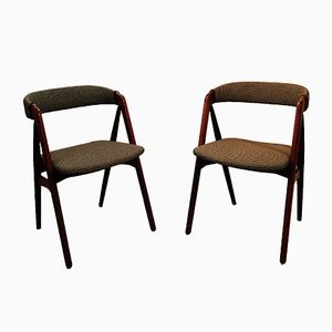 Dining Chairs by Kai Kristiansen, 1960s, Set of 2