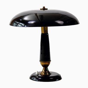 Griechische Vintage Art Deco Tischlampe