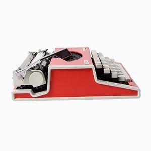 Olympia Traveller de luxe Schreibmaschine von Alfons Boothby & Georges Joseph