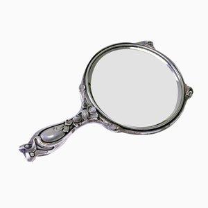 Antique American Art Nouveau Mirror