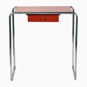 Vintage Model R 12 Side Table with Drawer from Robert Slezak