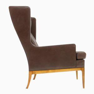 Sessel mit Hoher Rückenlehne von Rudolf Glatzel für Kill International, 1960er