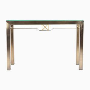 Vintage Console Table from Belgochrom, 1980s