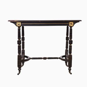 Table Aesthetic Movement, 1870s
